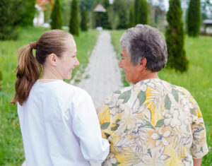 Home Care Allen, TX: Seniors and Getting Outdoors